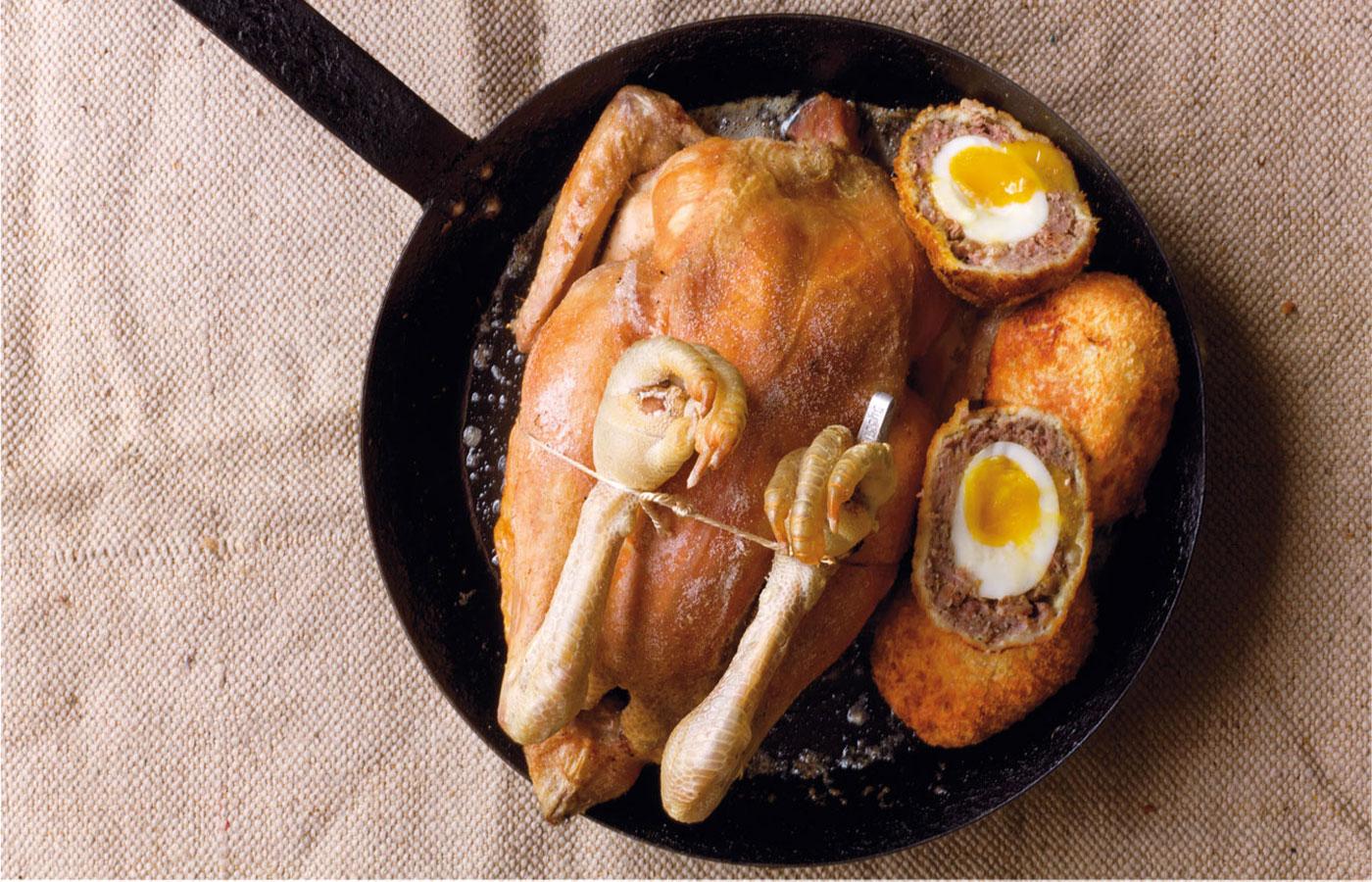 Menjadikan Ayam dan Telur sebagai 'Energi' Bangsa